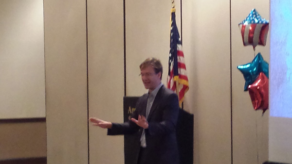 County Executive Chris Abele